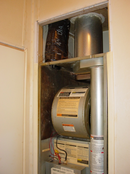 Mobile Home Furnace  U0026 A  C Replacement