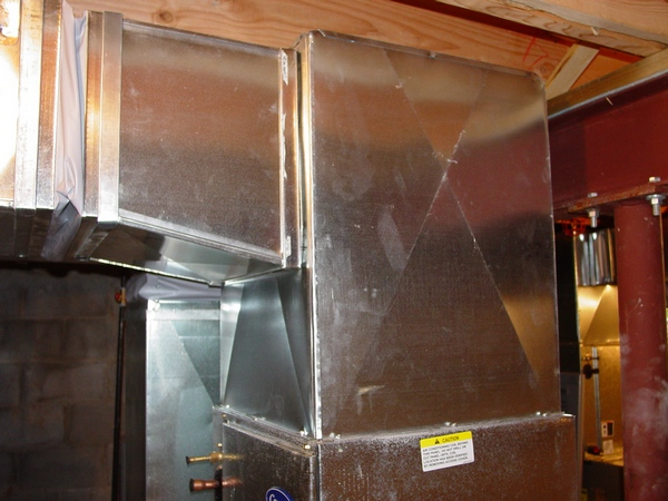 How To Install A Furnace And Ductwork Mycoffeepot Org